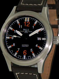 Pre-Owned BALL FIREMAN 40MM ORANGE