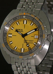Pre-Owned DOXA SUB 1000T DIVING STAR