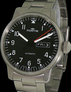 Pre-Owned FORTIS PILOT PROFESSIONAL