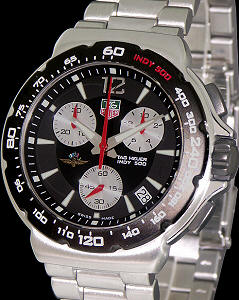 Pre-Owned TAG HEUER F1 INDY 500
