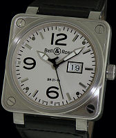Pre-Owned BELL & ROSS COMMANDO BIG DATE