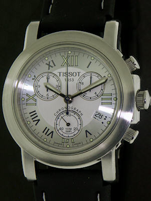 Pre-Owned TISSOT QUARTZ CHRONOGRAPH
