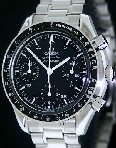 Pre-Owned OMEGA SPEEDMASTER AUTOMATIC CHRONO