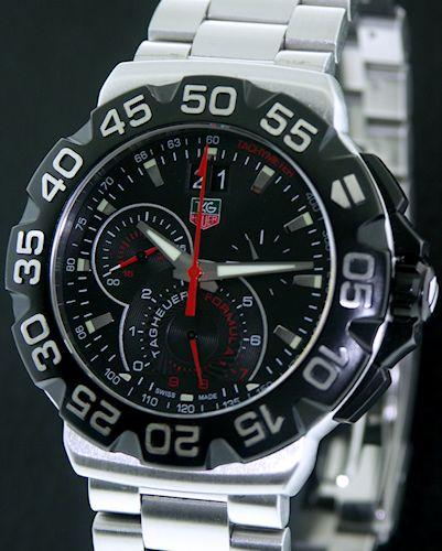tag heuer formula 1 big date chronograph cah1010 ba0860 pre tag heuer formula 1 big date chronograph cah1010 ba0860 pre owned mens watches