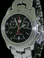 Pre-Owned TAG HEUER LINK SEARACER CHRONOGRAPH
