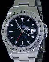 Pre-Owned ROLEX EXPLORER II CHRONOMETER