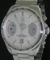Pre-Owned TAG HEUER GRAND CARRERA CHRONOGRAPH COSC