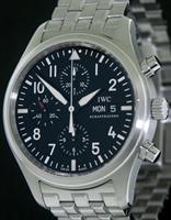 Pre-Owned I W C FLIEGERUHR CHRONOGRAPH