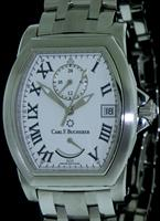 Pre-Owned CARL F.BUCHERER PATRAVI T-24 POWER RESERVE