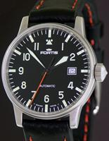 Pre-Owned FORTIS FLIEGER AUTOMATIC DATE