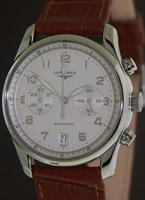 Pre-Owned LONGINES MASTER AVIGATION CHRONOGRAPH