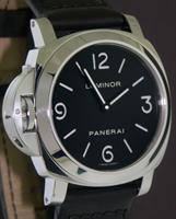Pre-Owned OFFICINE PANERAI LEFTY MANUAL WIND PAM00219