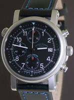 Pre-Owned MUHLE GLASHUTTE COCKPIT TIMER CHRONOGRAPH