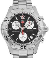Pre-Owned TAG HEUER AQUARACER QUARTZ CHRONOGRAPH