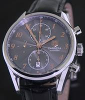 Pre-Owned TAG HEUER CARRERA TOURNEAU CHRONOGRAPH