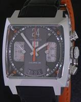 Pre-Owned TAG HEUER MONACO 24 CHRONOGRAPH
