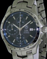 Pre-Owned TAG HEUER AUTOMATIC LINK CHRONOGRAPH