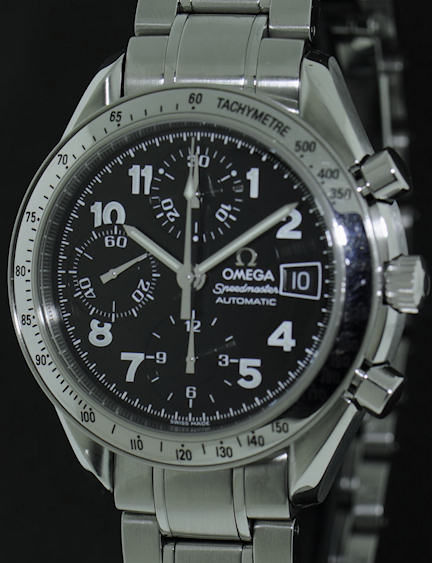 Pre-Owned OMEGA SPEEDMASTER AUTOMATIC CAL.1140