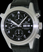 Pre-Owned I W C DER DOPPELCHRONOGRAPH