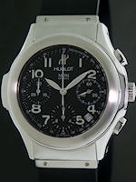 Pre-Owned HUBLOT MDM AUTOMATIC CHRONOGRAPH
