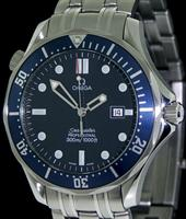 Pre-Owned OMEGA SEAMASTER JAMES BOND QUARTZ