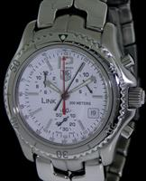 Pre-Owned TAG HEUER LINK QUARTZ CHRONOGRAPH