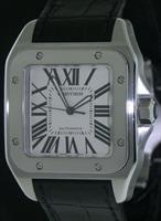 Pre-Owned CARTIER SANTOS 100 XL AUTOMATIC