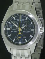 Pre-Owned TISSOT BLUE DIAL CHRONOGRAPH