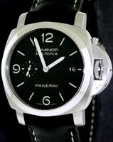 Pre-Owned OFFICINE PANERAI LUMINOR MARINA 1950 3 DAY AUTO
