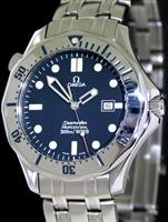 Pre-Owned OMEGA SEAMASTER QUARTZ JAMES BOND