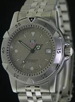 Pre-Owned TAG HEUER 1500 GRAY SPECKLE DIAL