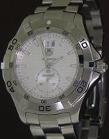 Pre-Owned TAG HEUER AQUARACER BIG DATE QUARTZ