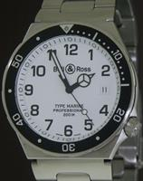 Pre-Owned BELL & ROSS TYPE MARINE PROFESSIONAL