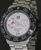 Pre-Owned TAG HEUER FORMULA 1 BIG DATE ALARM