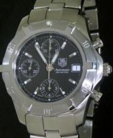 Pre-Owned TAG HEUER 2000 EXCLUSIVE CHRONOGRAPH
