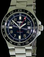 Pre-Owned BREITLING SUPEROCEAN GMT AUTOMATIC