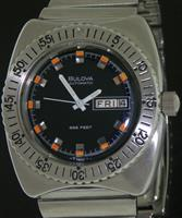 Pre-Owned BULOVA 1973 SNORKEL 666 AUTOMATIC