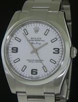 Pre-Owned ROLEX AIR-KING DOMED BEZEL