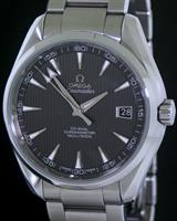 Pre-Owned OMEGA SEAMASTER AQUA TERRA CO-AXIAL
