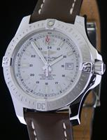 Pre-Owned BREITLING COLT AUTOMATIC 200M SILVER