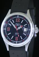 Pre-Owned BALL FIREMAN RACER BLACK AND RED