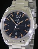 Pre-Owned OMEGA SEAMASTER RAILMASTER CO-AXIAL