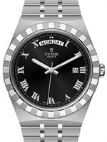 Pre-Owned TUDOR ROYAL AUTOMATIC BLACK