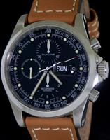 Pre-Owned GLYCINE INCURSORE CHRONO DAY DATE