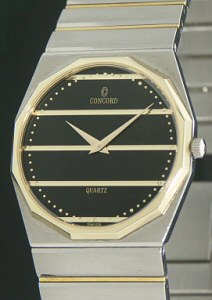 Pre-Owned CONCORD MARINER QUARTZ