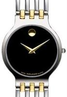 Pre-Owned MOVADO ESPERANZA BLACK DIAL QUARTZ