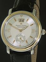 Pre-Owned MAURICE LACROIX GRAND GUICHET 18KT GOLD BEZEL