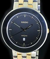 Pre-Owned RADO DIAMASTER T/T BLACK