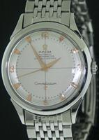 Pre-Owned OMEGA CONSTELLATION ROSE GOLD MARKER