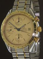 Pre-Owned OMEGA SPEEDMASTER 18KT GOLD  & STEEL